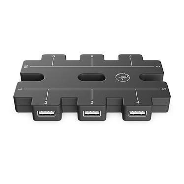 Mobility Lab Hub 10 ports USB 2.0 Hub USB Type-A avec 10 ports USB 2.0