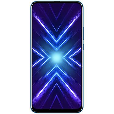 "Honor 9X Bleu Smartphone 4G-LTE Dual SIM - Kirin 710F 8-Core 2.2 GHz - RAM 4 Go - Ecran tactile 6.59"" 1080 x 2340 - 128 Go - Bluetooth 5.0 - 4000 mAh - Android 9.0"