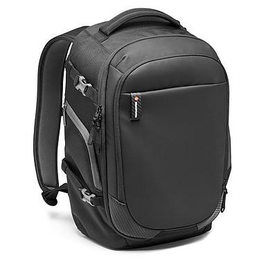 """Manfrotto Advanced² Gear M Backpack Sac à dos photo pour appareil hybride/reflex, 5 objectifs, PC portable 15"""", tablette et accessoires"""