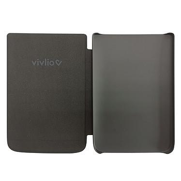 Vivlio Touch Lux 4 Rouge + Pack d'eBooks OFFERT + Housse Noire pas cher