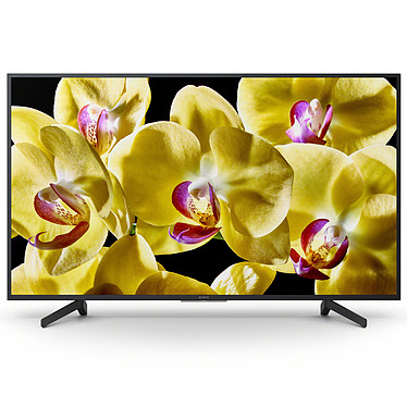 "Sony KD-43XG8096 Téléviseur LED 4K Ultra HD 43"" (109 cm) 16/9 - 3840 x 2160 pixels - HDR - Ultra HD - Android TV - Wi-Fi - Bluetooth - DLNA - 400 Hz"