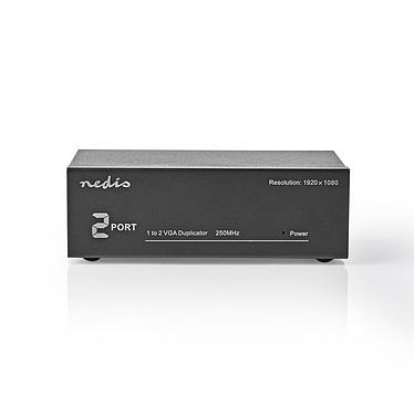 Nedis 2 Ports VGA Splitter (1 entrée vers 2 sorties)