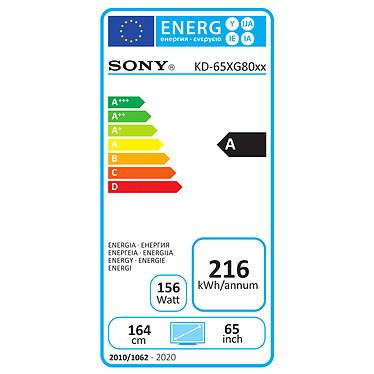 Comprar Sony KD-65XG8096