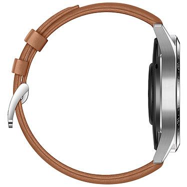 Acheter Huawei Watch GT 2 (46 mm / Cuir / Marron)
