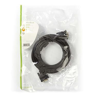 Opiniones sobre Cable VGA HD macho / macho (5 m)