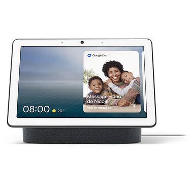 "Google Nest Hub Max Carbón Altavoz inalámbrico - Pantalla táctil de 10"" - Cámara de 6,5 MP - Altavoces estéreo - Wi-Fi/Bluetooth - Control por voz con Google Assistant"