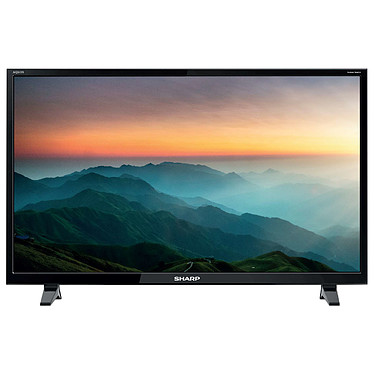 "Sharp LC-40FI3012E Téléviseur LED Full HD 40"" (102 cm) - 1920 x 1080 pixels - HDMI - USB - 100 Hz - Son 2.0 Harman/Kardon 20W"