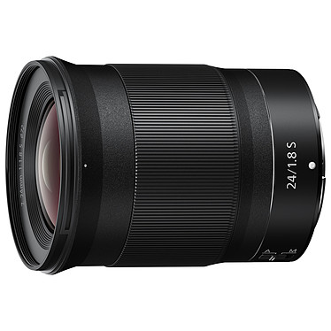 Nikon NIKKOR Z 24mm f/1.8 S Objectif grand-angle plein format focale fixe 24mm f/1.8 monture Z