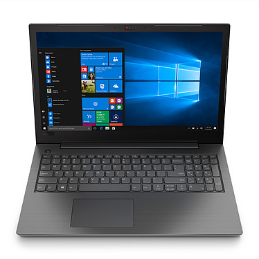 "LENOVO V130-15IKB (81HN00GLSP) Intel Core i5-7200U 8GB SSD M.2 256GB 15.6"" LED Full HD AMD Radeon 530 Wi-Fi AC/Bluetooth Webcam Grabadora de DVD Windows 10 Family 64 Bits"