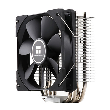 Thermalright True Spirit 120 Direct Rev.A Ventilateur pour processeur pour socket Intel et AMD