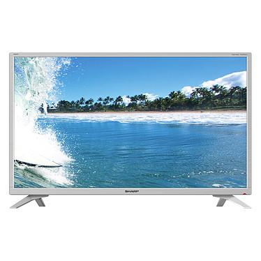 "Sharp LC-32HI5232E Blanc Téléviseur LED HD 32"" (81 cm) - 1366 x 768 pixels - HDTV - Wi-Fi - DLNA - HDMI - USB - Harman/Kardon - 200 Hz"