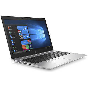 "HP EliteBook 850 G6 (7YK86EA) Intel Core i5-8265U 8 Go SSD 256 Go 15.6"" LED Full HD Wi-Fi AX/Bluetooth Webcam Windows 10 Professionnel 64 bits"