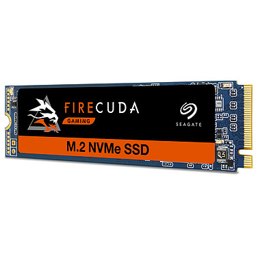 Seagate SSD FireCuda 510 M.2 PCIe NVMe 2 To SSD 2 To M.2 NVMe 1.3 - PCIe 3.0 x4