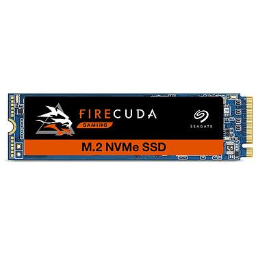Avis Seagate SSD FireCuda 510 M.2 PCIe NVMe 2 To