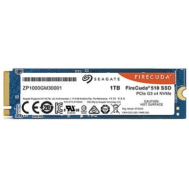 Comprar Seagate SSD FireCuda 510 M.2 PCIe NVMe 1Tb