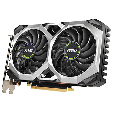 Avis MSI GeForce GTX 1660 SUPER VENTUS XS OC