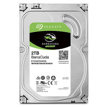 Seagate BarraCuda 2 To (ST2000DM008) · Occasion pas cher