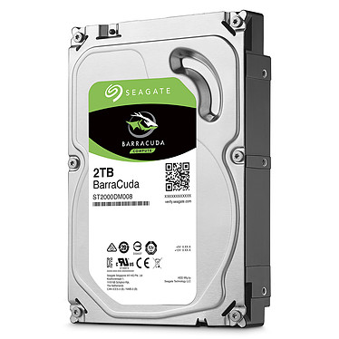 Acheter Seagate BarraCuda 2 To (ST2000DM008) · Occasion