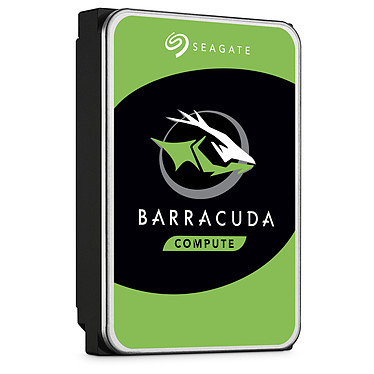 Avis Seagate BarraCuda 3 To (ST3000DM007)