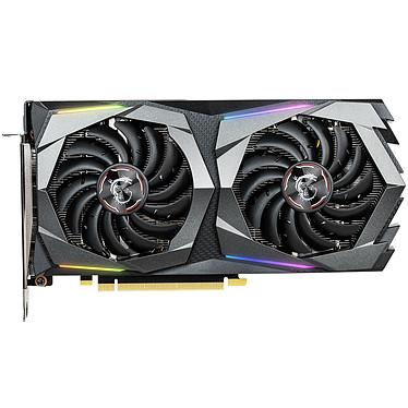 Avis MSI GeForce GTX 1660 SUPER GAMING X