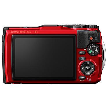 Olympus TG-6 Rouge + LG-1 pas cher