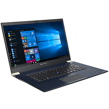"Toshiba / Dynabook Tecra X50-F-15G Intel Core i7-8565U 16 Go SSD 512 Go 15.6"" LED Full HD Wi-Fi AC/Bluetooth Webcam Windows 10 Professionnel 64 bits"