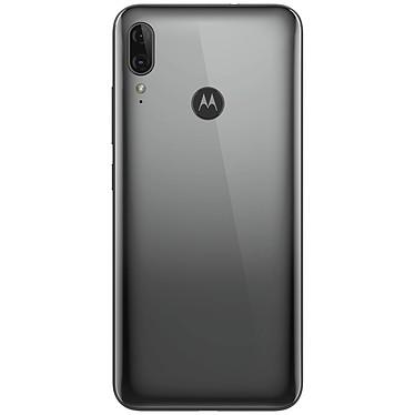 Motorola Moto e6 Plus Gris pas cher