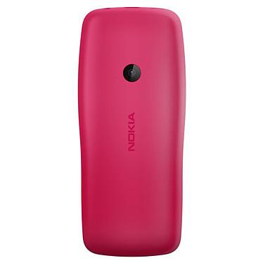 Nokia 110 2019 Dual SIM Rose pas cher
