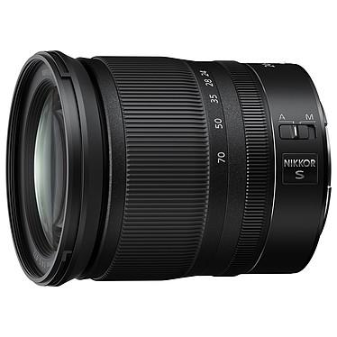 Avis Nikon NIKKOR Z 24-70 mm f/4 S
