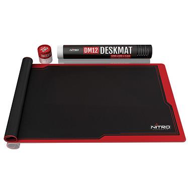 Opiniones sobre Nitro Concepts Deskmat DM12 (Negro/Rojo)
