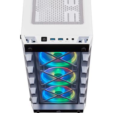 Avis Corsair iCUE 465X RGB (Blanc)