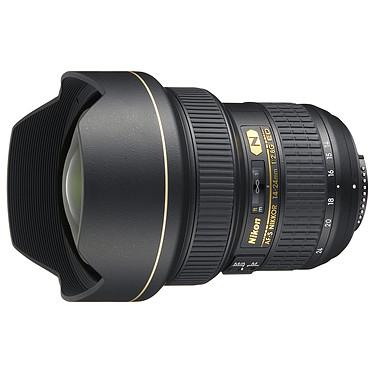 Nikon AF-S Micro NIKKOR 14-24mm f/2.8G ED Objectif ultra grand-angle au format FX à ouverture constante