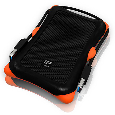 """LDLC SSD Externe 2.5"""" USB 3.0 480 Go Disque SSD portable USB 3.0 avec boîtier renforcé"""