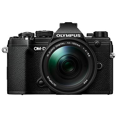 Olympus E-M5 Mark III Negro + 14-150 mm Negro