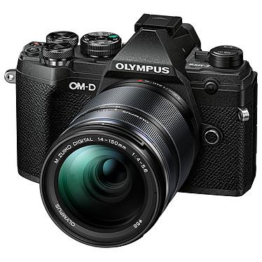 Opiniones sobre Olympus E-M5 Mark III Negro + 14-150 mm Negro