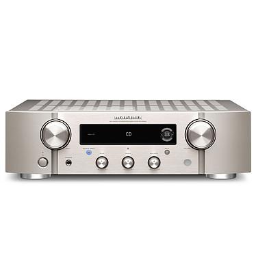 Marantz PM7000N Silver Gold Amplificateur stéréo intégré 2 x 60 Watts - Hi-Res Audio - Wi-Fi/Bluetooth/DLNA - Ethernet - Multiroom - AirPlay 2