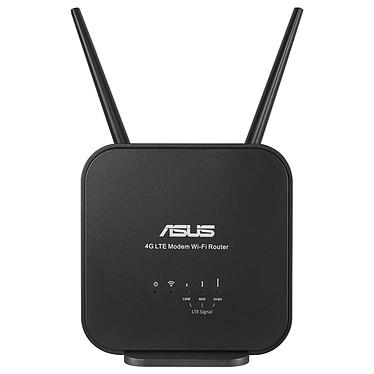ASUS 4G-N12 Modem/Router 4G LTE Wi-Fi N300 + 3 puertos LAN 10/100 Mbps + 1 puerto LAN/WAN 10/100 Mbps