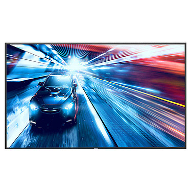 "Philips 43BDL3010Q Pantalla dinámica 42,5"" Full HD - 16:9 - 350 cd/m² - 3000:1 - 6,5 ms - 18/7 - HDMI/DVI - USB - Fast Ethernet - Negro"