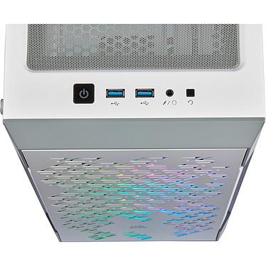 Avis Corsair iCUE 220T RGB Airflow (Blanc)