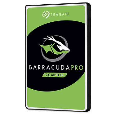 "Seagate BarraCuda Pro 1 To (ST1000LM049) Disque dur 2.5"" 1 To 7200 RPM 128 Mo Serial ATA 6 Gb/s (bulk)"
