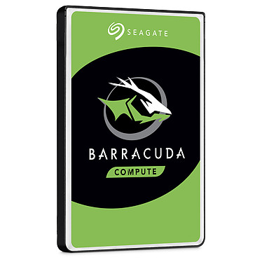Avis Seagate BarraCuda 2 To (ST2000LM015) · Occasion