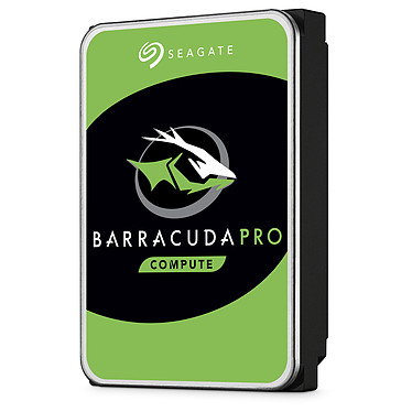 "Seagate BarraCuda Pro 6 To (ST6000DM004) Disco duro 3.5"" 6Tb 7200 RPM 256 MB Serial ATA 6 Gb/s"