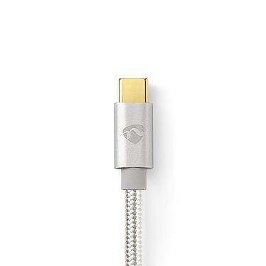 Avis Nedis Câble USB-C vers mini-jack 3,5 mm (1 m)