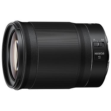 Avis Nikon NIKKOR Z 85mm f/1.8 S