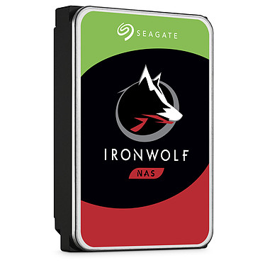 Avis Seagate IronWolf 12 To (ST12000VN0008)