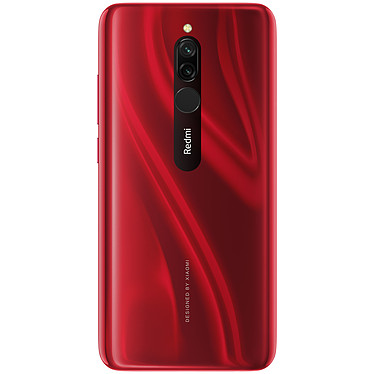 Xiaomi Redmi 8 Rouge (3 Go / 32 Go) pas cher
