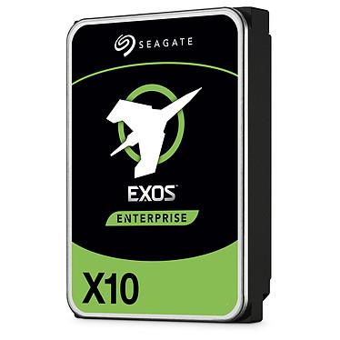 """Seagate Exos X10 HDD 10 To Disque dur 3.5"""" 10 To 7200 RPM 256 Mo Serial ATA 6 Gb/s (bulk)"""