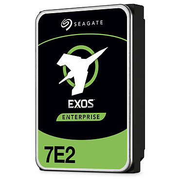 "Seagate Exos 7E2 3.5 HDD 1 To (ST1000NM0008) Disque dur serveur 3.5"" 1 To 7200 RPM 128 Mo SATA 6Gb/s 512n (bulk)"