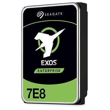 """Seagate Exos 7E8 3.5 HDD 4 To (ST4000NM0035) Disque dur serveur 3.5"""" 4 To 7200 RPM 128 Mo SATA 6Gb/s 512n (bulk)"""