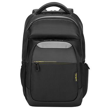 """Targus CityGear 3 Backpack 15.6"""" Noir Sac à dos pour ordinateur portable (jusqu'à 15.6"""") et tablette"""